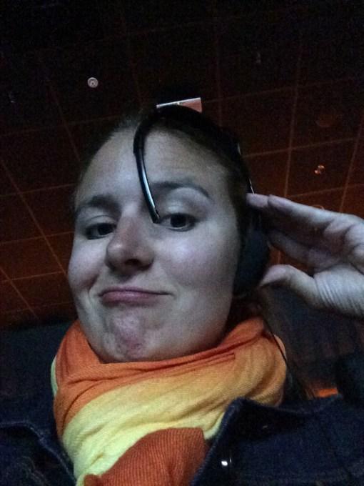 Broken Headsets at the Fram Museum