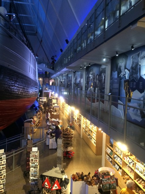 The Fram Museum in Oslo, Norway