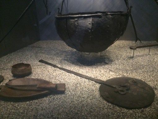 The Viking Ship Museum in Oslo, Norway