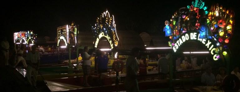 Xoximilco, Cancun