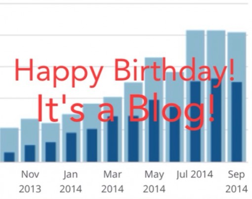 Happy Birthday! A Year In Review- Mags On The Move