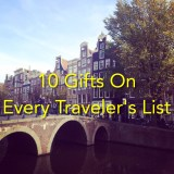 10 Gifts On Every Traveler's List
