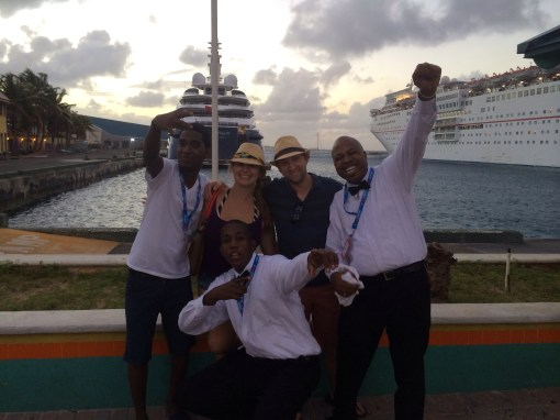 Carnival Cruise Line Staff