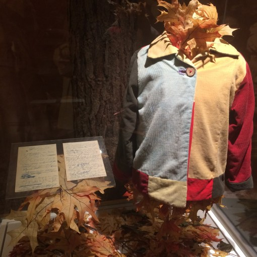 Dolly Parton's coat of many colors at Dollywood