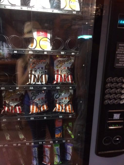 Vending machine at Cigar City Brewing in Tampa, FL