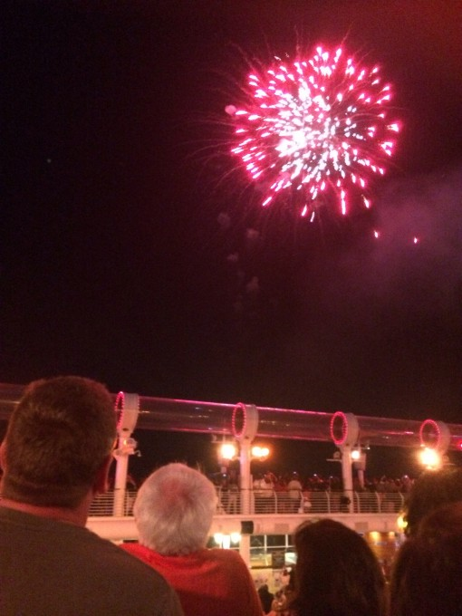 Pirate Night on the Disney Fantasy- Disney Cruise Line
