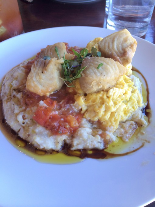 Brunch at the Magpie in Richmond, VA