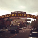 Golden, CO & The Buffalo Bill Museum