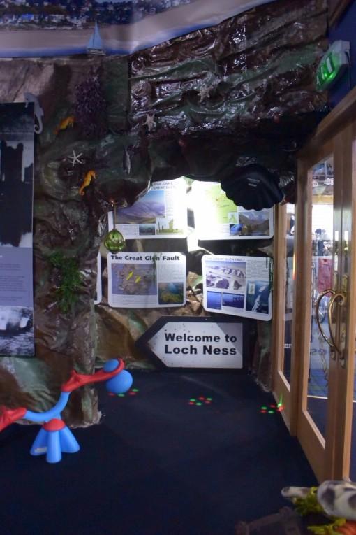 Nessieland in Drumnadrochit, Scotland