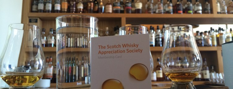 The Scotch Whisky Experience in Edinburgh - Mags On The Move