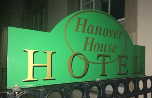 Hanover House Hotel in Edinburgh, Scotland