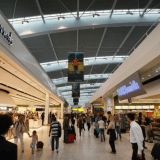 London's Heathrow Airport Has The Amenities of an Upscale Mall