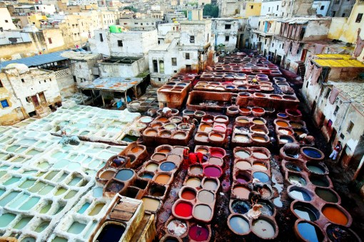 5 Reasons to get out of Marrakesh- Fez