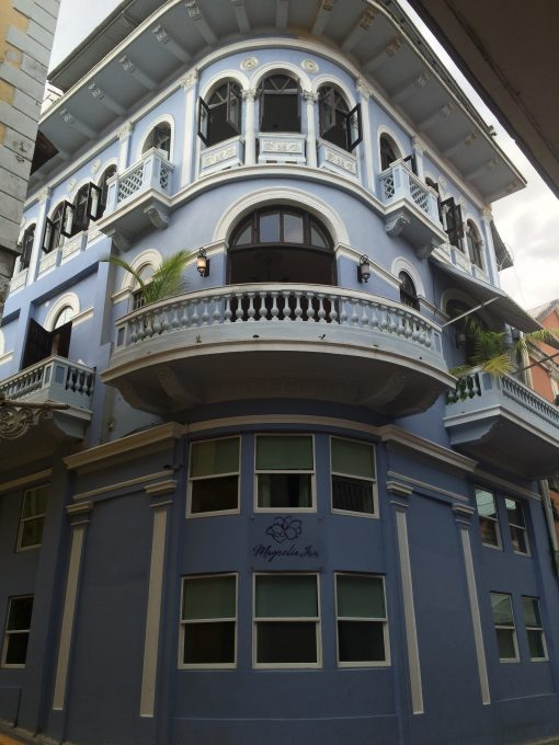 The Magnolia Inn in Casco Viejo, Panama City
