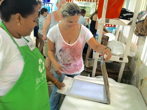 Recycled Paper and Crafts Entrepreneurship in the Dominican Republic