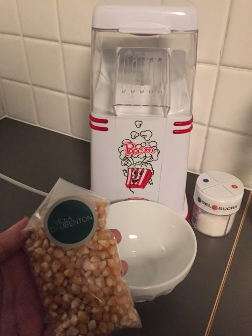 Rent your own Paris apartment at Villa Daubenton by Happy Culture. Complete with Netflix account and popcorn machine!