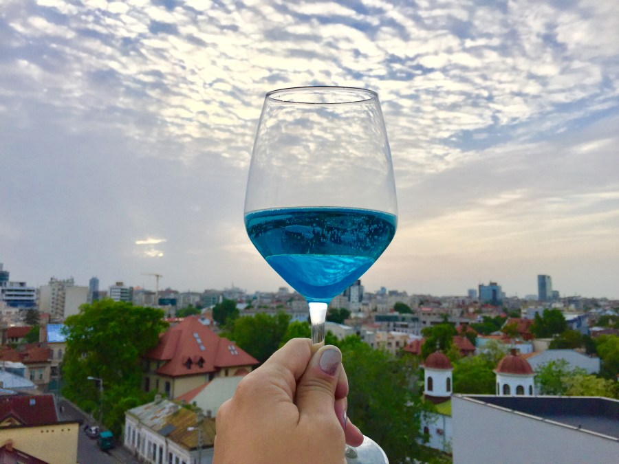 Cheers to Bucharest!