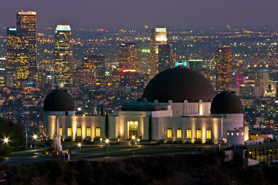 Griffith Park Observatory - 2014