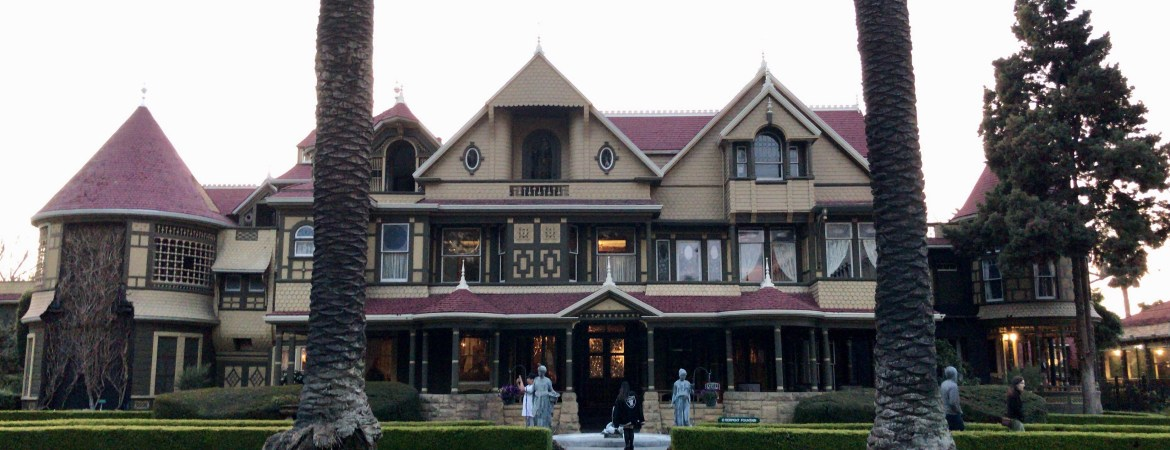 Explore More at the Winchester Mystery House