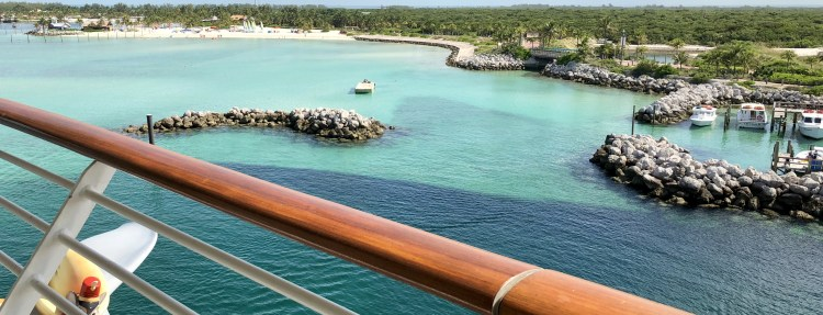 Castaway Cay, Disney Cruise Line Private Island