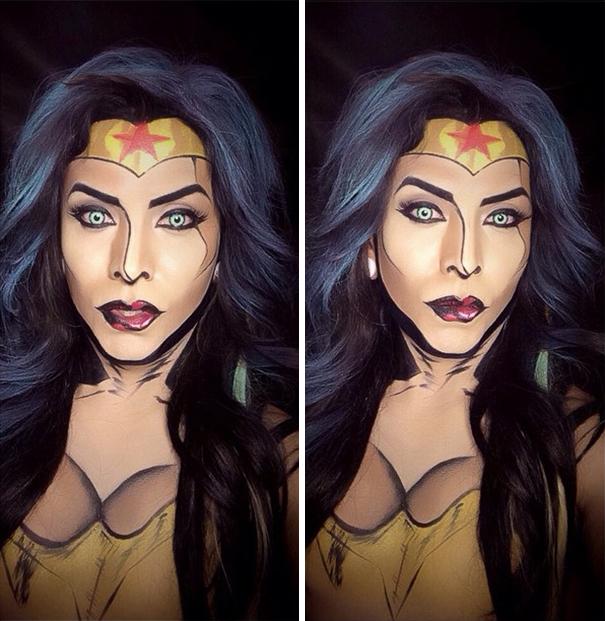 6-make-up-body-art-comic-book-superhero-cosplay-argenis-pinal-7