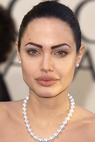 3. Angelina Jolie