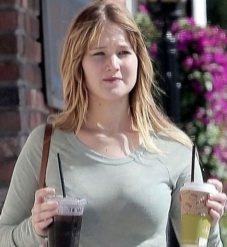 4. Jennifer Lawrence