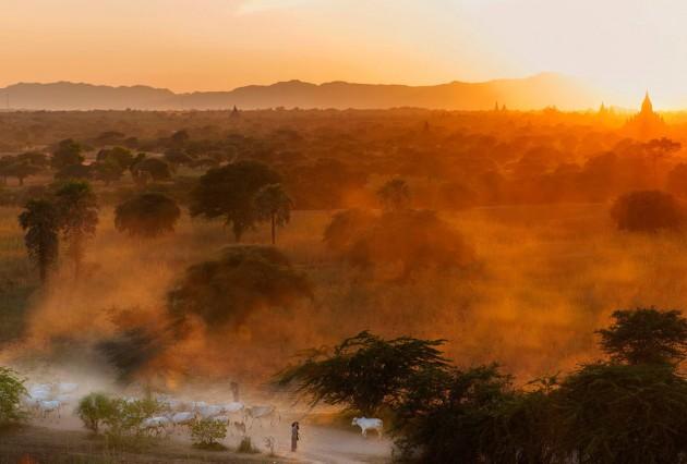 5-Bagan, Myanmar