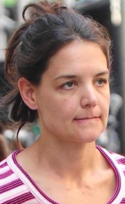 8. Katie Holmes