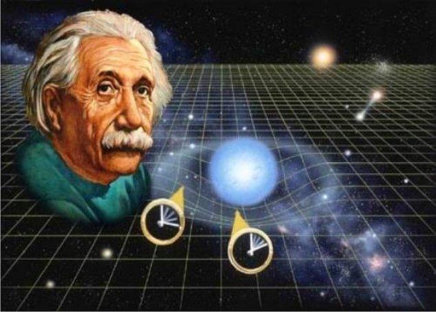 Einstein-yer-cekimi