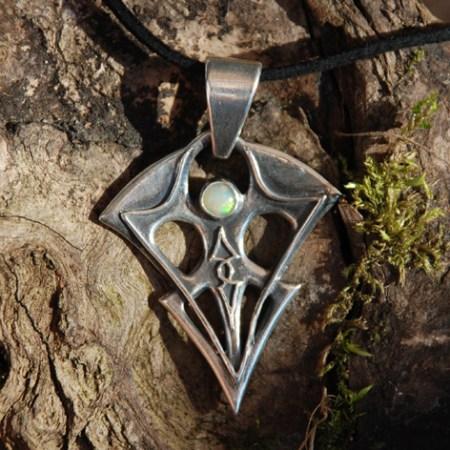 """""""Ancestor"""" finesilver pendant"""