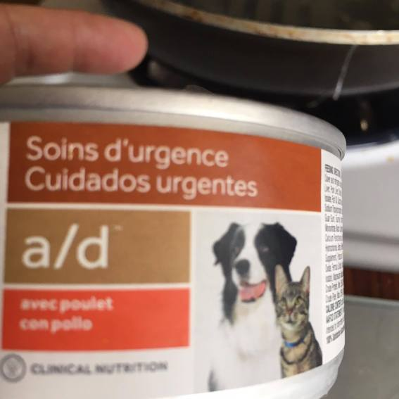 The urgent care food