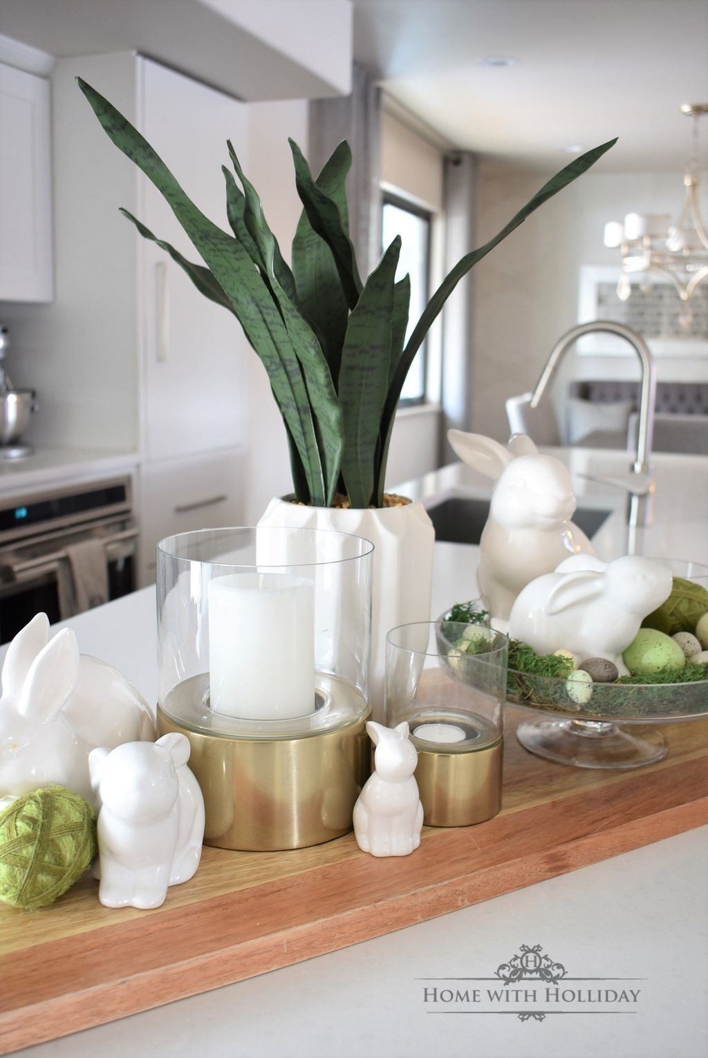 Beautiful Spring Home Decor Ideas 04