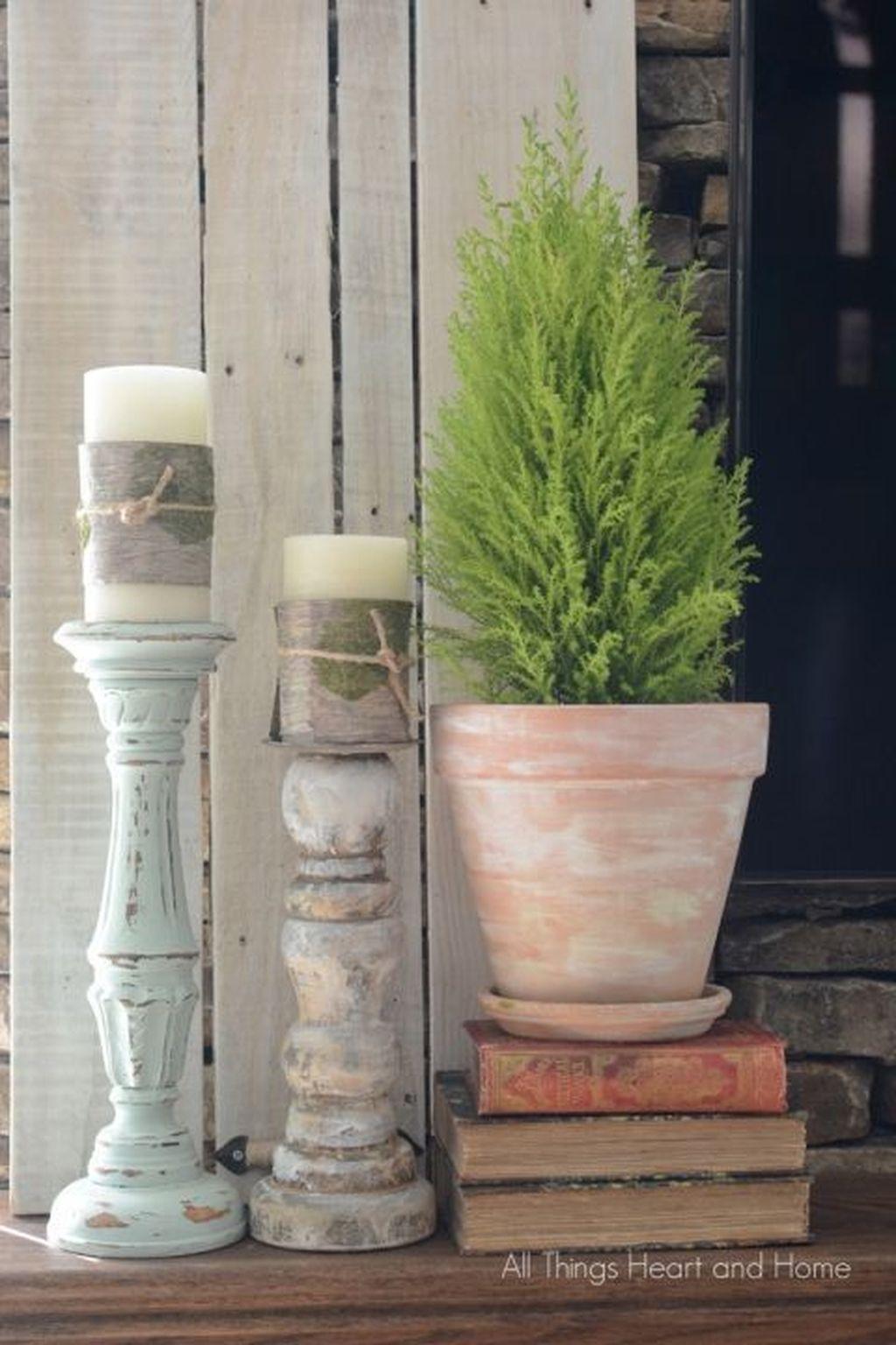 Beautiful Spring Home Decor Ideas 12