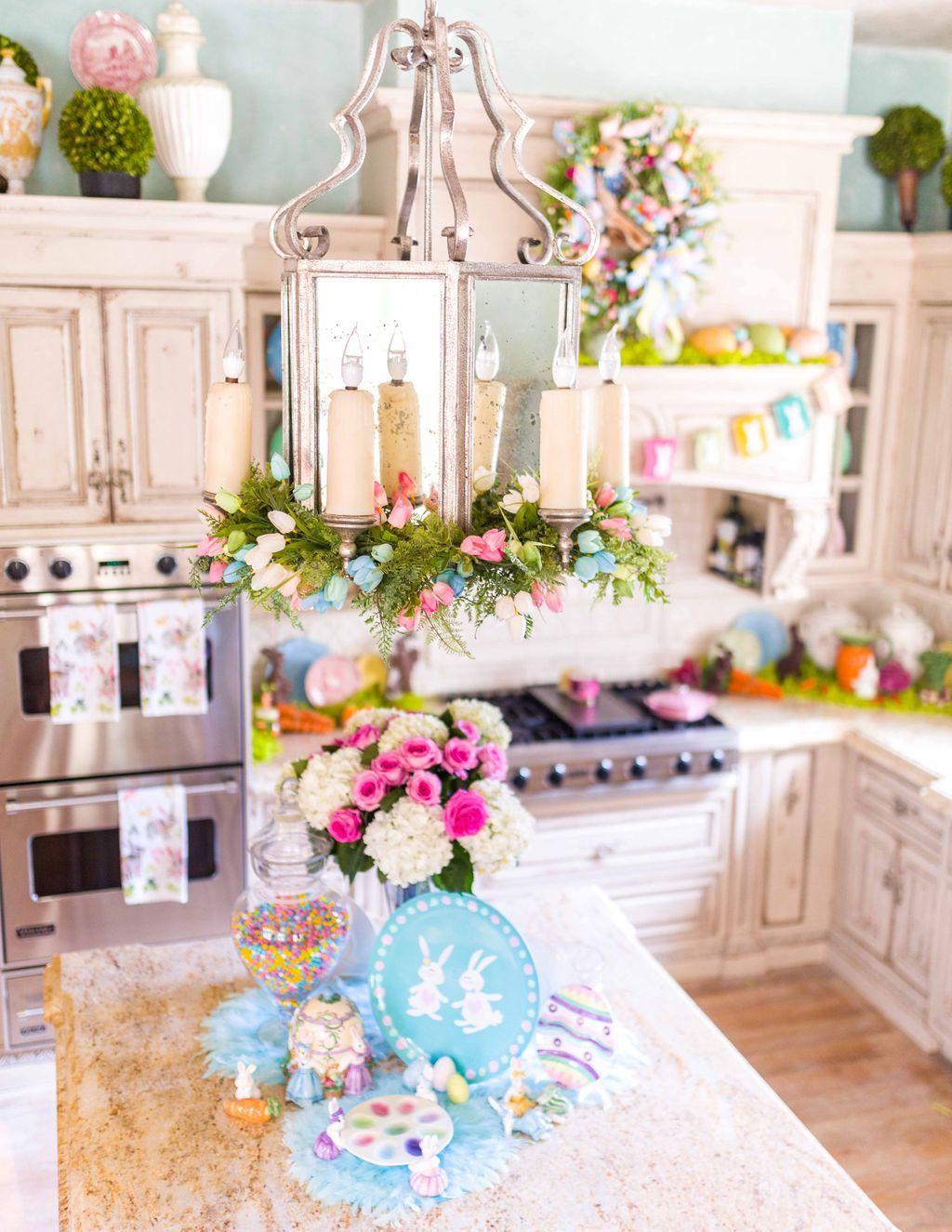 Beautiful Spring Home Decor Ideas 16