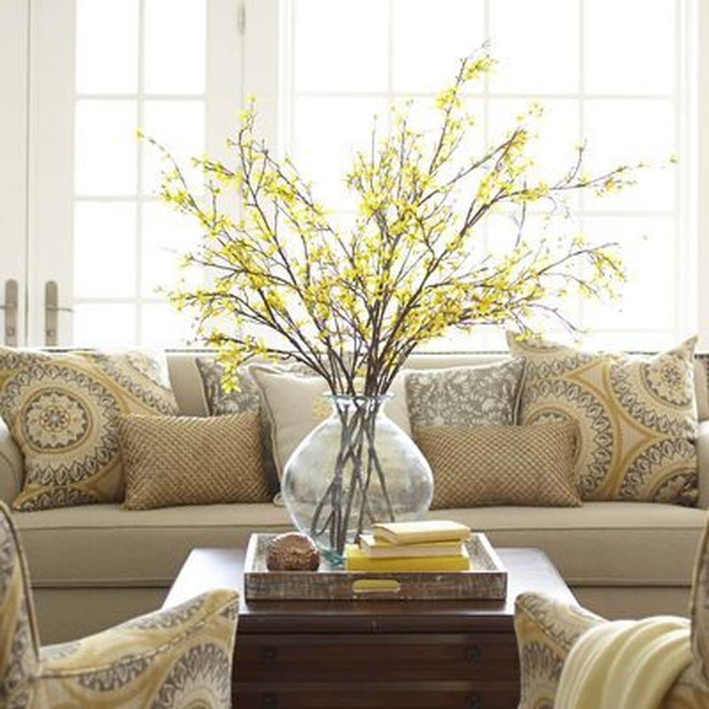 Beautiful Spring Home Decor Ideas 17