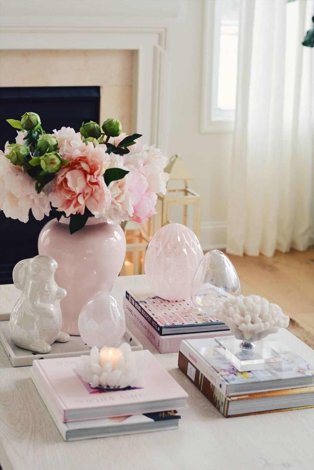 Beautiful Spring Home Decor Ideas 26