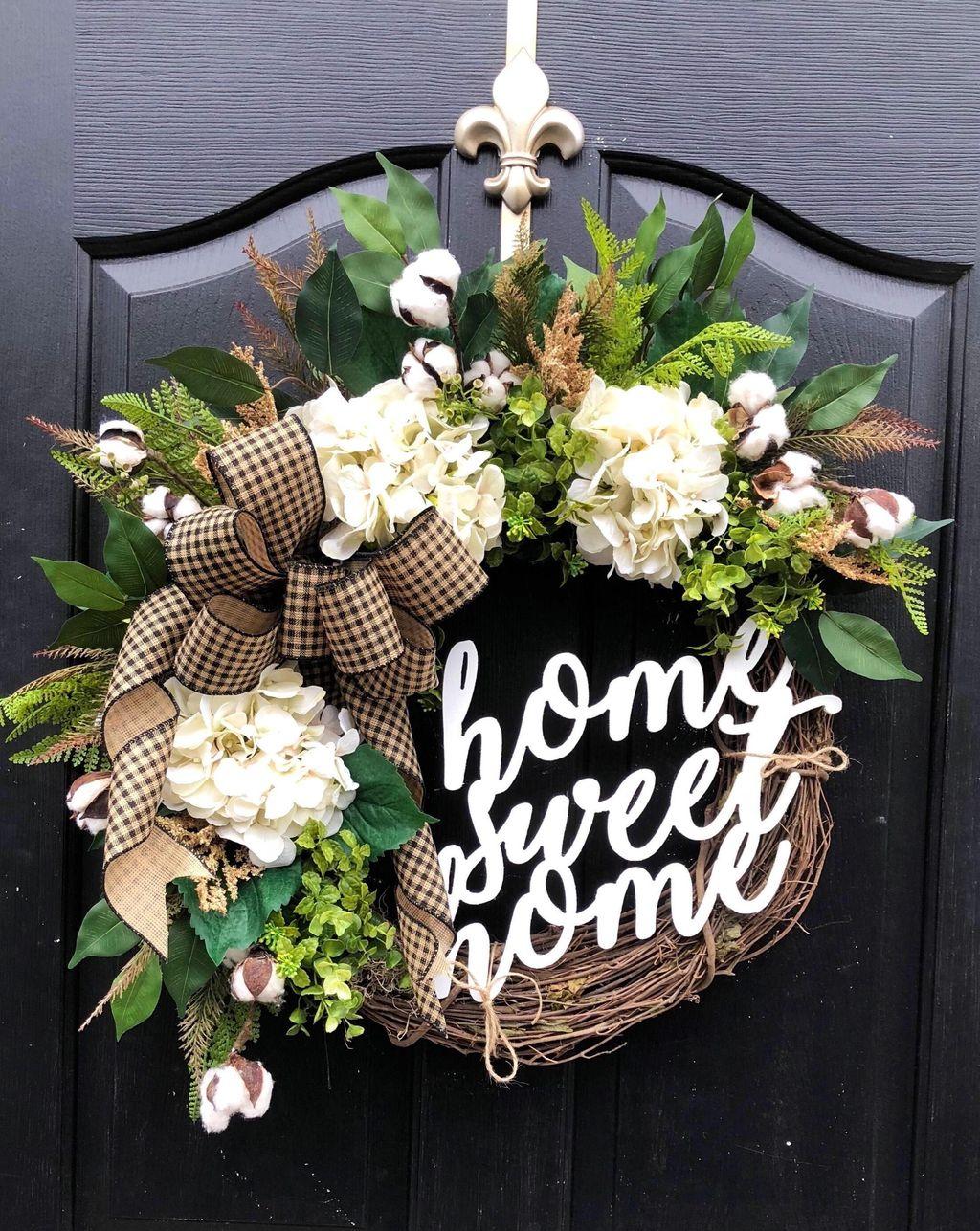 Beautiful Spring Home Decor Ideas 28