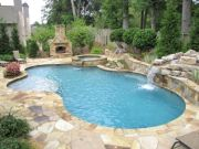 Gorgeous Summer Outdoor Pool Design Ideas 12