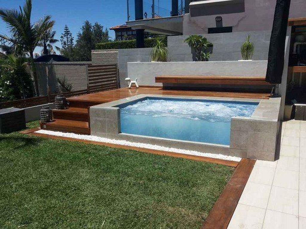 Popular Pool Design Ideas For Summertime 06