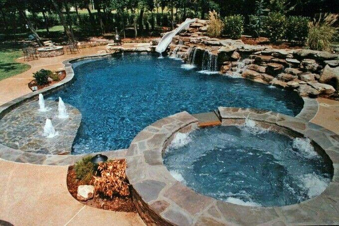 Popular Pool Design Ideas For Summertime 07