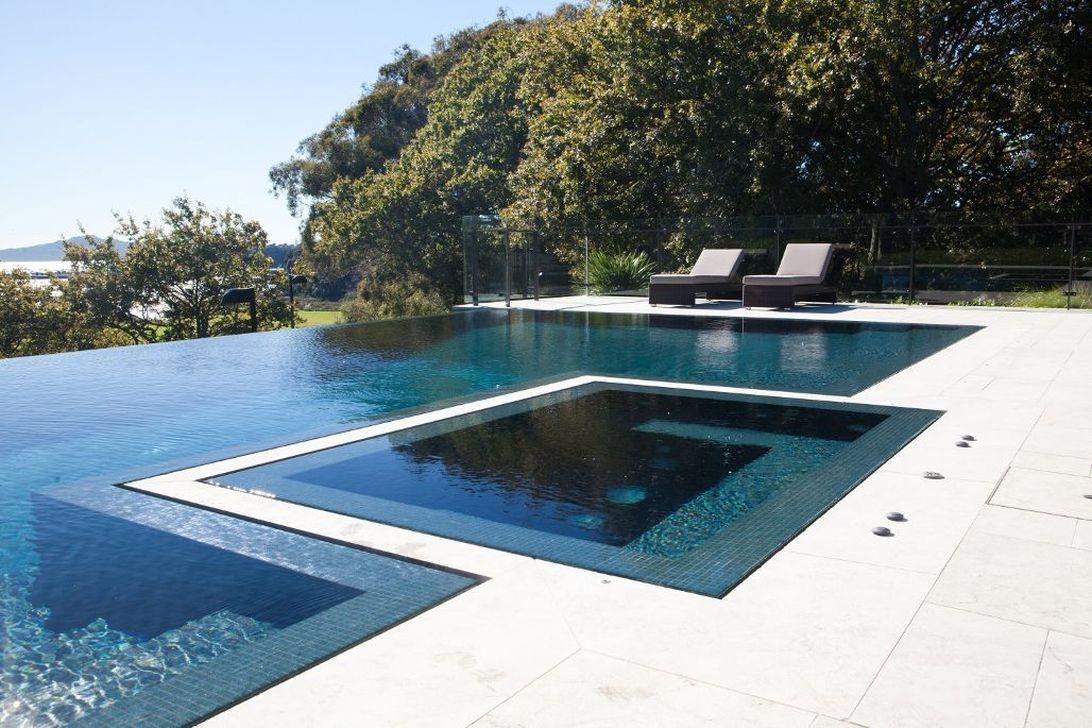 Popular Pool Design Ideas For Summertime 14