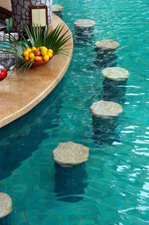 Popular Pool Design Ideas For Summertime 17