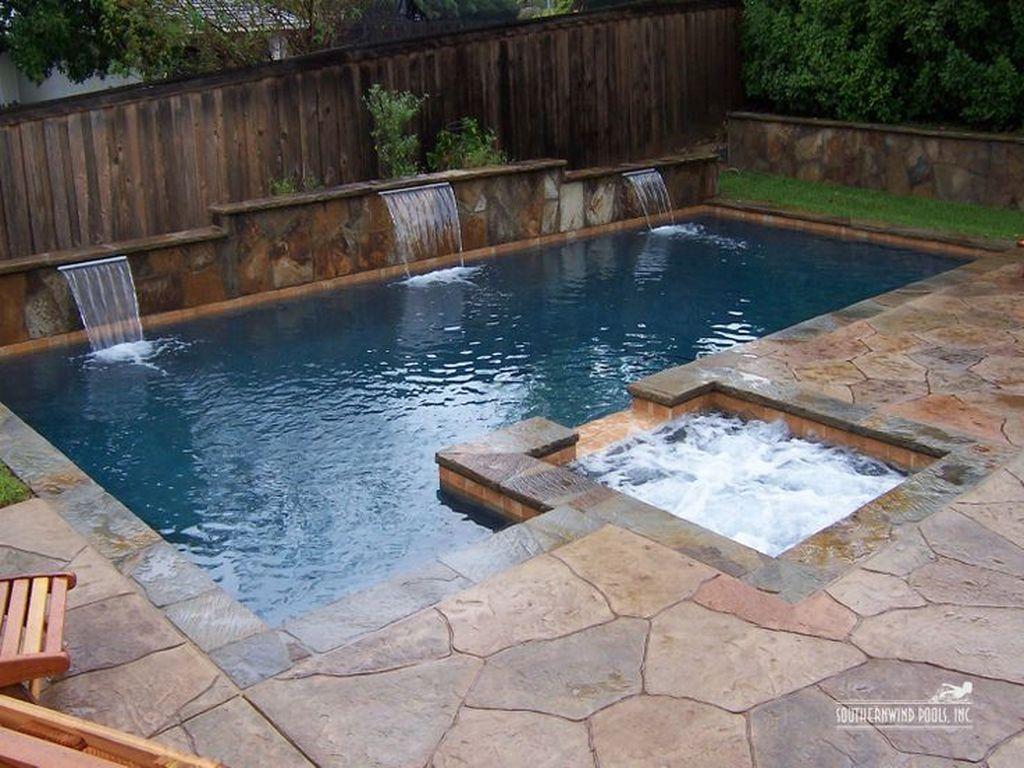 Popular Pool Design Ideas For Summertime 18