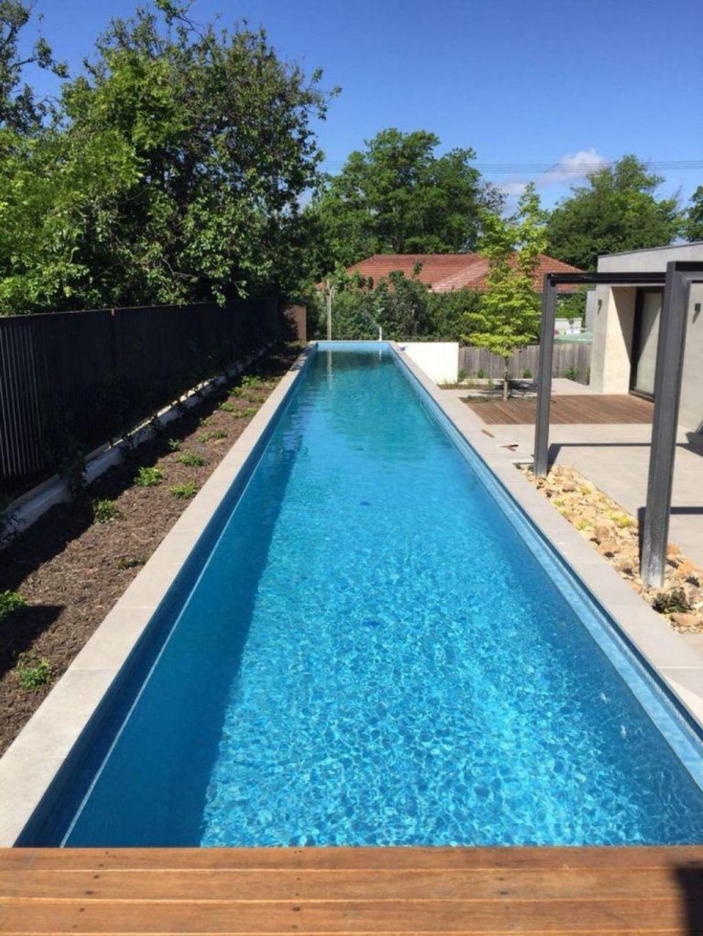 Popular Pool Design Ideas For Summertime 22
