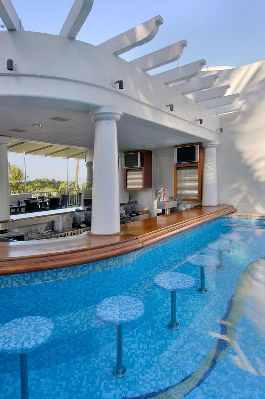 Popular Pool Design Ideas For Summertime 24
