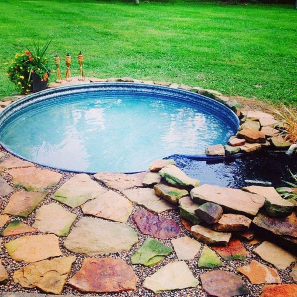 Popular Pool Design Ideas For Summertime 27