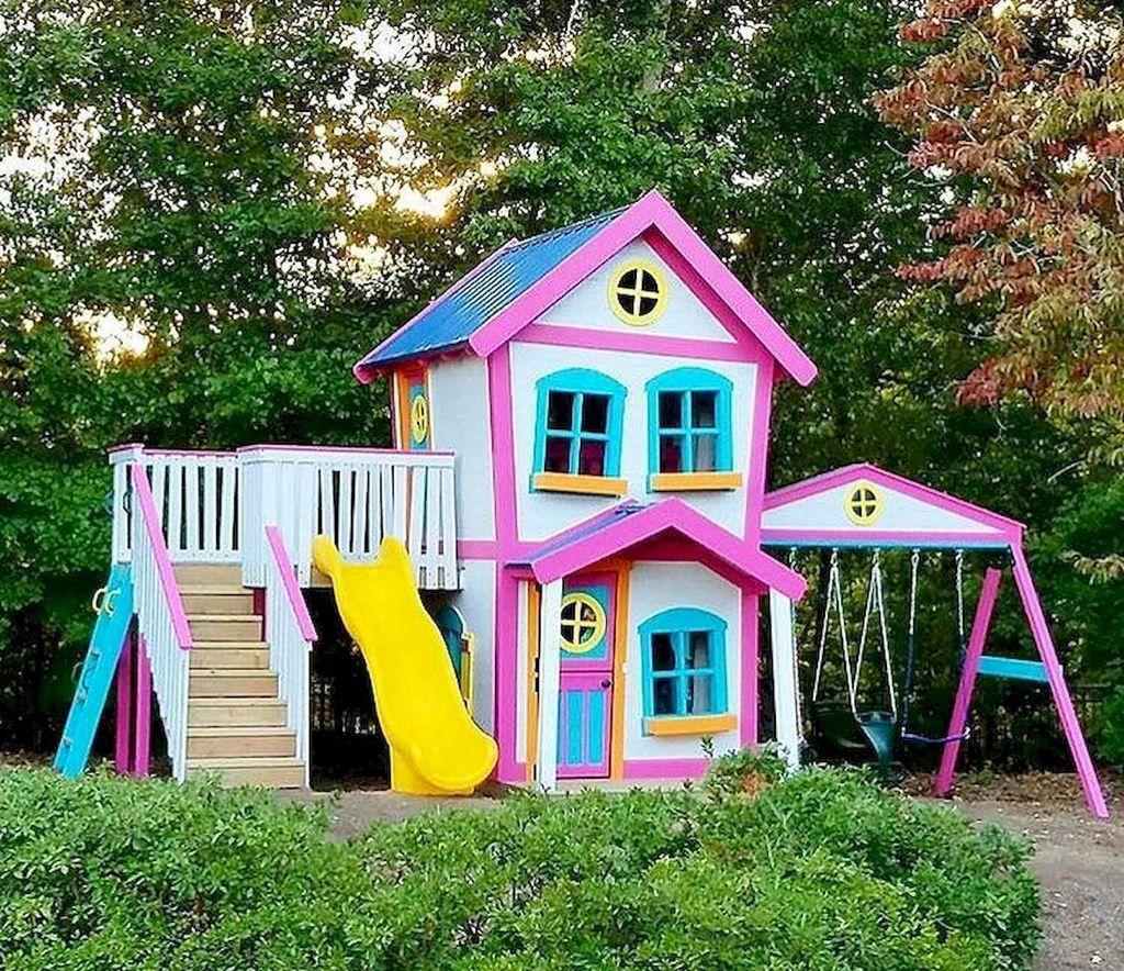 Stunning Summer Backyard Decoration Ideas 34