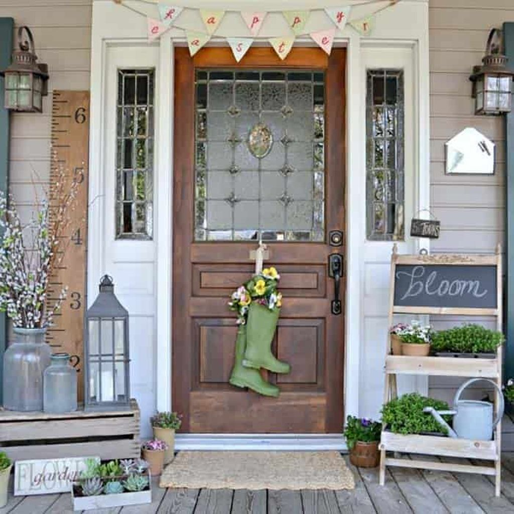 The Best Front Porch Ideas For Summer Decorating 19