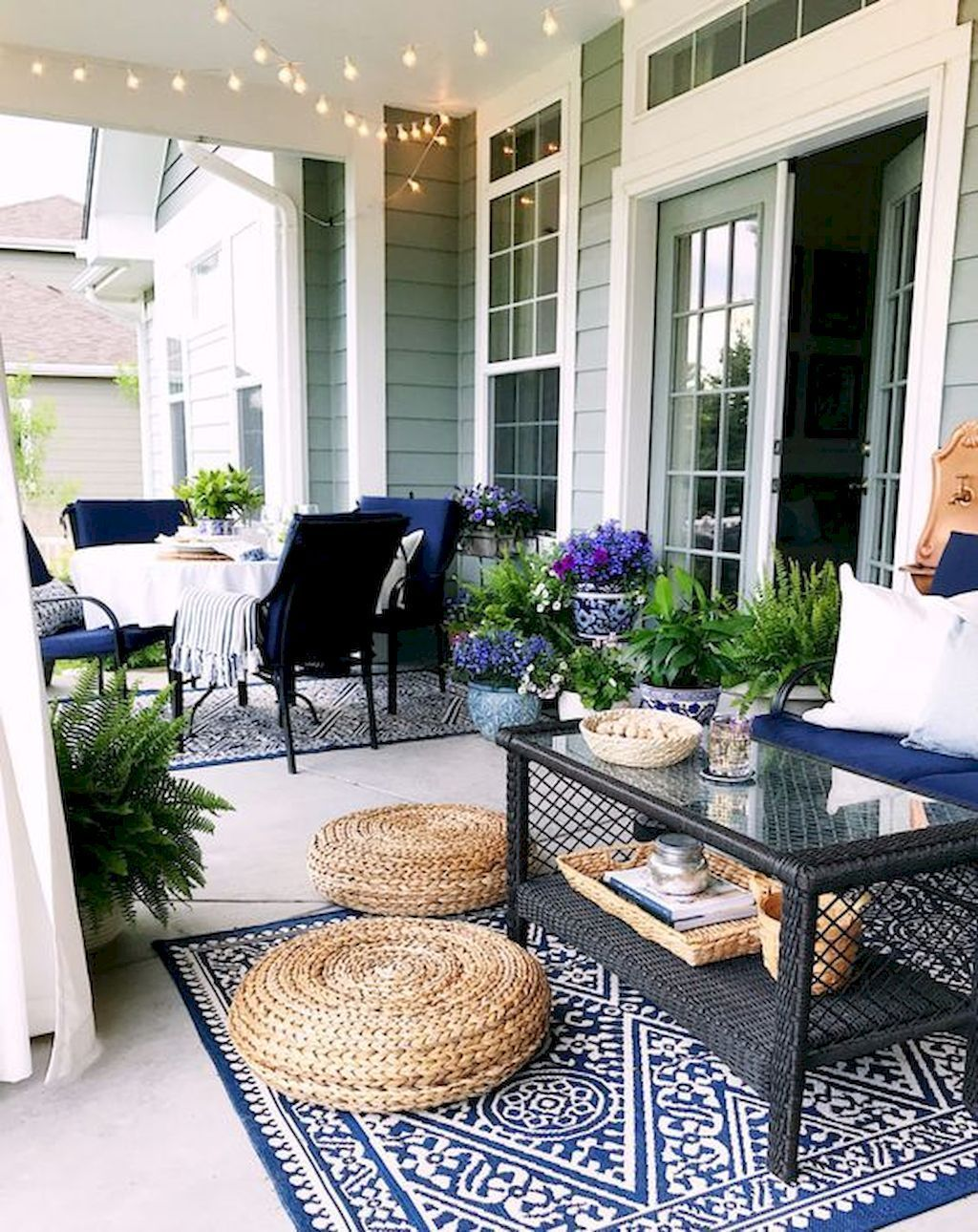 The Best Front Porch Ideas For Summer Decorating 23
